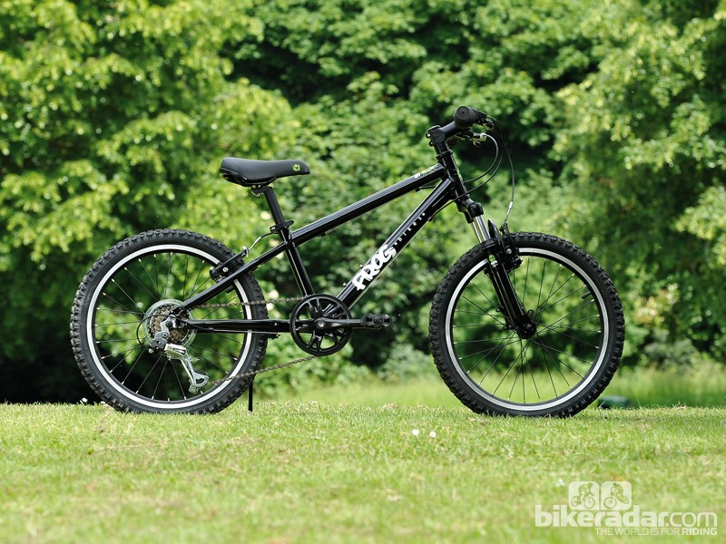 The Frog 60 would be a great bike to introduce your child to mountain biking on