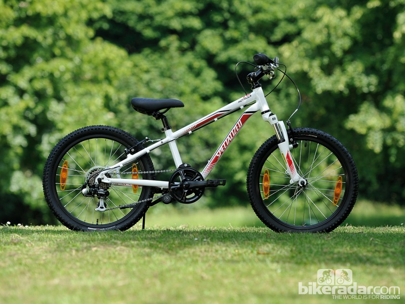 Specialized have poured their knowledge of building adult bikes into their kids' range