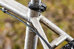 Lynskey Pro650 VF: The rear end suffered from noticeable flex