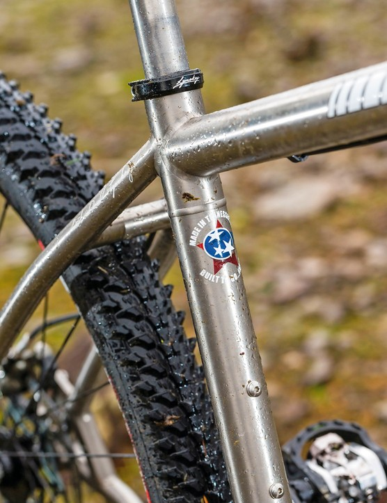 Lynskey Pro650 VF: Lynskey's rightly proud of its hand-crafted in Tennessee heritage