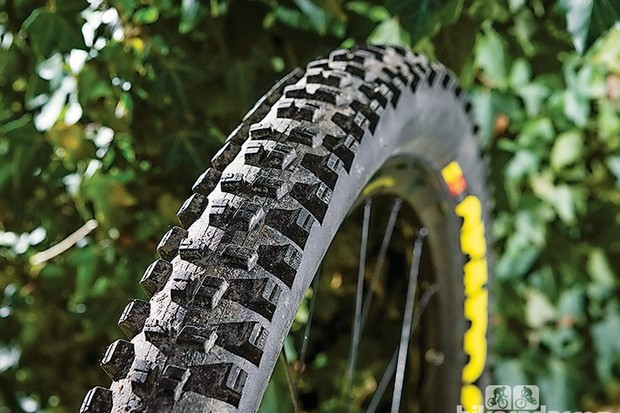 Mavic Crossmax Charge mountain bike tyre