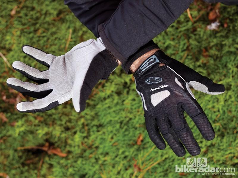 Lizard Skins Monitor 1.0 mountain bike gloves