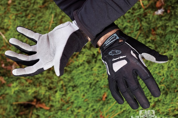 Lizard Skins Monitor 1.0 mountain bike gloves