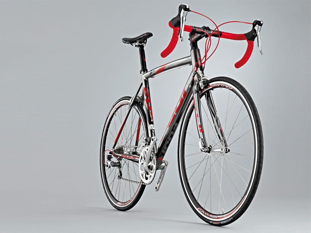 The Fuji Roubaix 2.0
