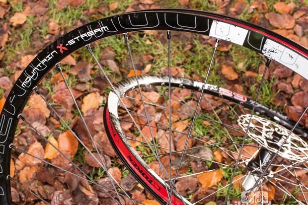 Token C23AR 29er wheels