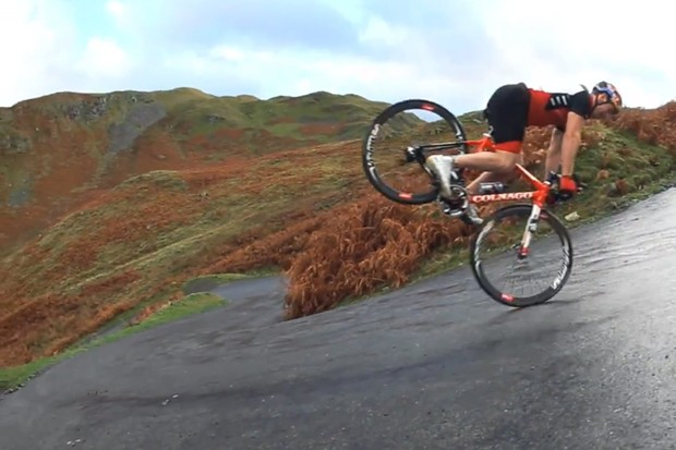 Martyn Ashton's Road Bike Party 2 video released