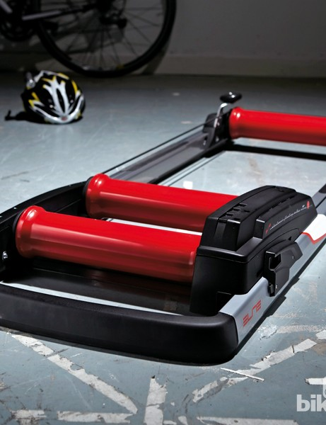 Elite Real E-Motion training rollers: expensive, but we think they're worth it