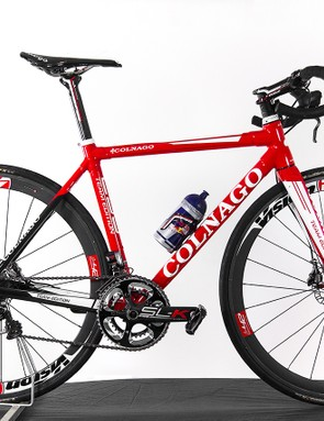 Martyn Ashton's Colnago C59 Disc from Road Bike Party 2 video