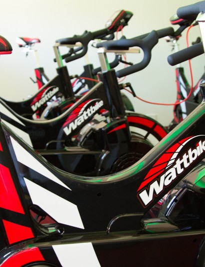 Cycle Studio has based its room on Wattbike's