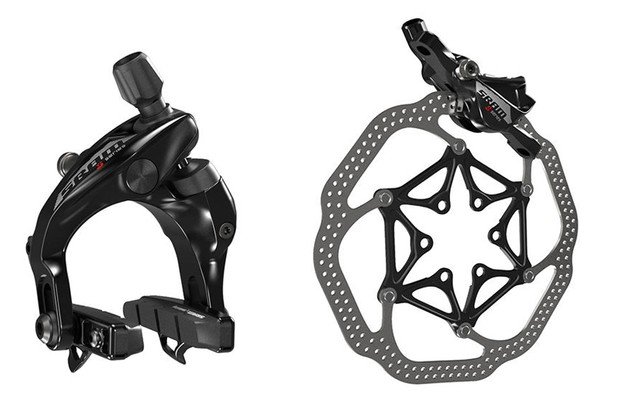 SRAM is requesting that customers who have bicycles equipped with SRAM hydraulic disc or hydraulic rim brakes stop using the bike immediately. This recall applies to all products shipped to date, and currently in the market or in inventory