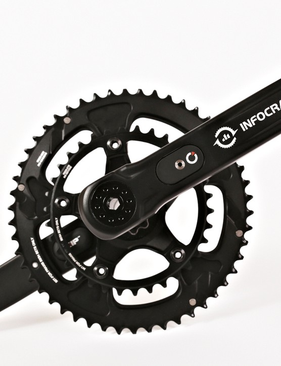 Verve Cycling's first product is coming in early 2014 - the InfoCrank