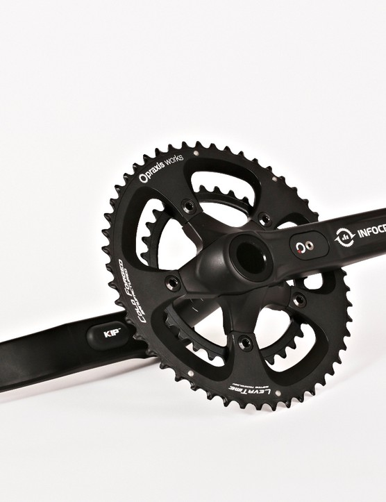 The InfoCrank joins the highly competitive power meter market