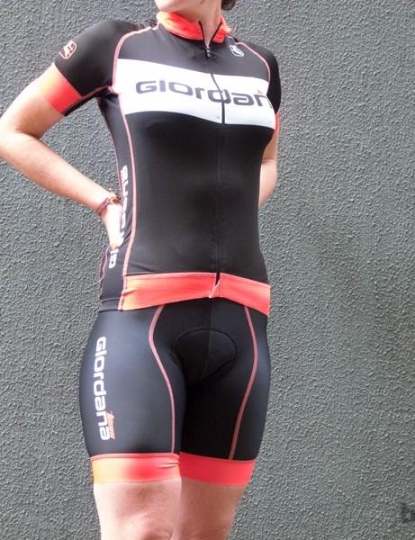 Giordana Women's Trade FR-C Team jersey and bib shorts - stylish and amazingly comfortable