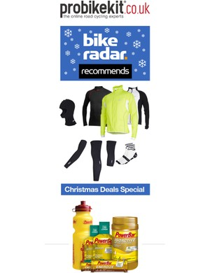 Monday deal: Get the look clothing bundle and Powerbar energy bundle