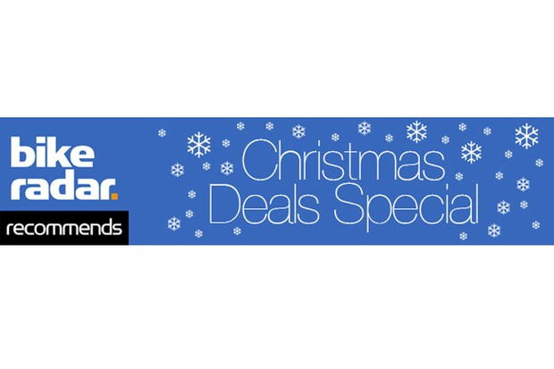 BikeRadar Recommends and ProBikeKit have teamed up to offer five deals of Christmas this week