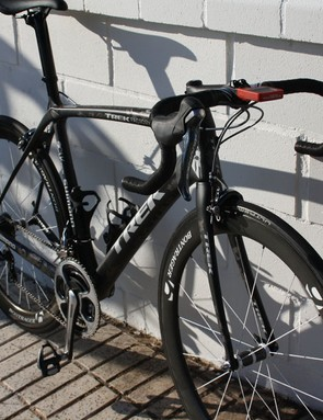 Fabian Cancellara's Trek Domane 6-Series for 2014