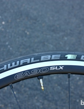 Easton EA90 SLX is a no-nonsense road tubeless wheel