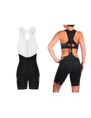 Women's bib shorts come in a variety of styles