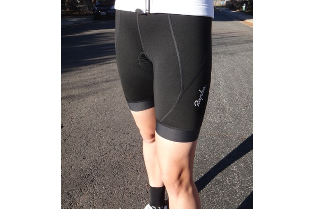 Rapha's bib shorts are exceptionally comfortable