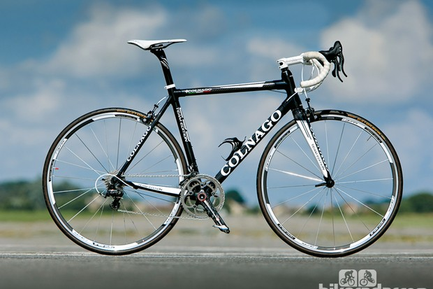 The Colnago C59 Italia comes in 22 sizes and an EPS/Di2 frame option is available