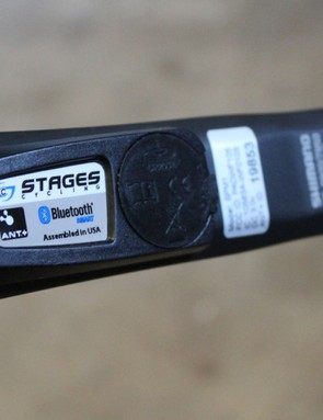 Stages broadcasts in ANT+ and Bluetooth 4.0