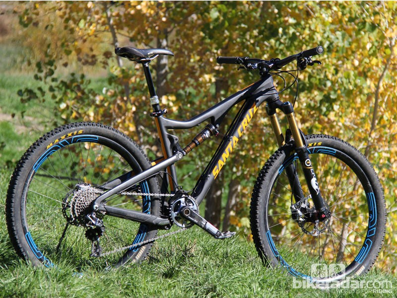 Santa Cruz pulled no punches in launching its 650b onslaught this year. The Bronson is but one of many capable 650b trail bikes the company introduced in 2013