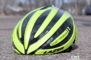 The Lazer Genesis is a good helmet on its own but the available Aeroshell and winter pad kit accessories make it especially versatil