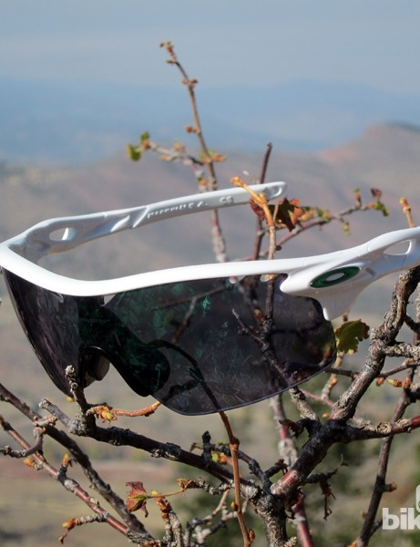 Oakley Radarlock cycling sunglasses