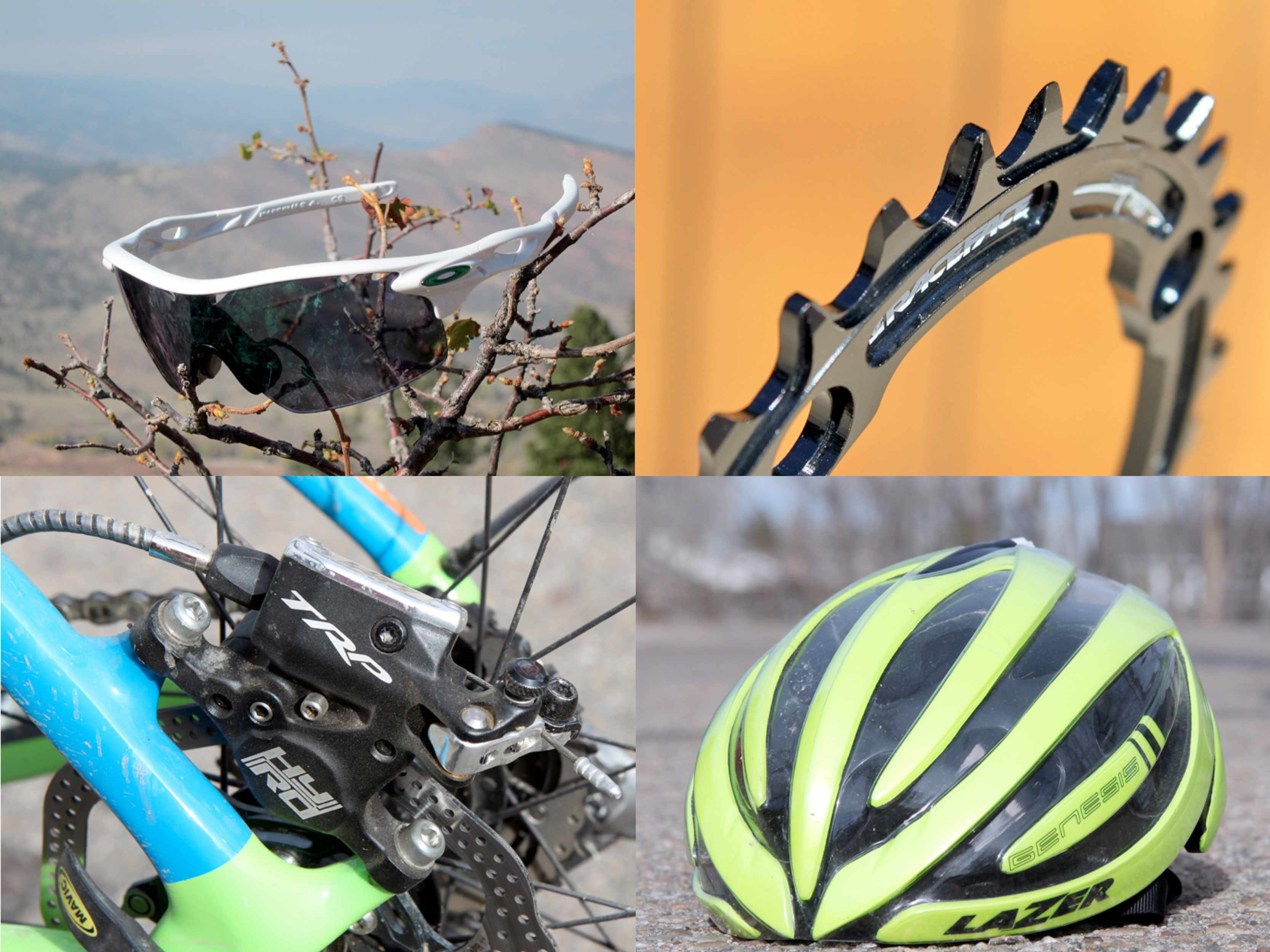 Some of James' picks of the best new bike kit of 2013