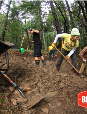 Bell Helmets is donating $100,000 towards the development of new trail systems in 2014