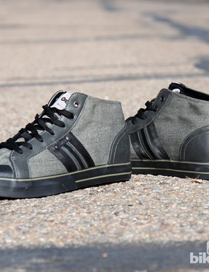 Looking for a stylish way to pedal around town but still want to be clipped in? The DZR Strasse shoes looks like they might fit the bill