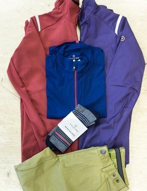 Vulpine clothing