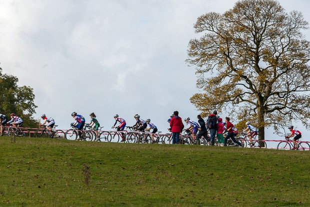 Broughton Hall Estate has hosted cyclocross before: now its hosting the Rapha Tempest festival of cycling