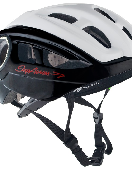 The new Supacross helmet from Urge