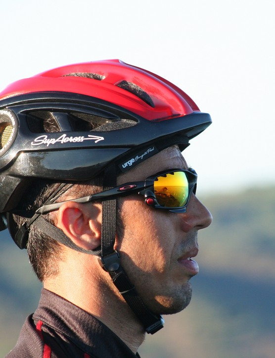 The Supacross is said to be one of the lightest helmets in its category. Urge claims it weighs 260g
