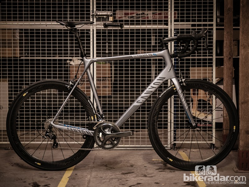 Canyon Ultimate CF SL 9.0 Aero