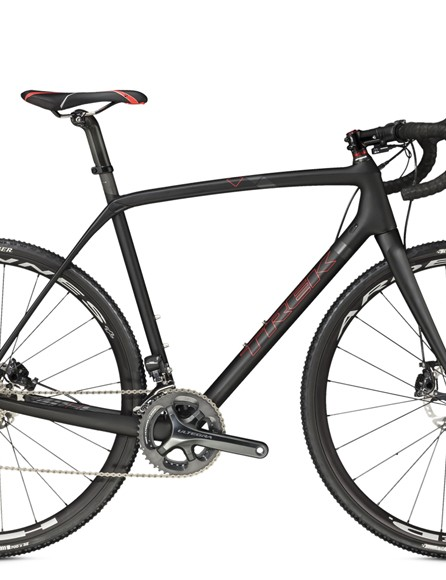 The flagship model is the disc-specific Trek Boone 9 Disc (US$6,300), which will come with a Shimano Ultegra Di2 electronic transmission, Shimano R785 hydraulic disc brakes, and HED Ardennes Plus tubeless-ready clincher wheels