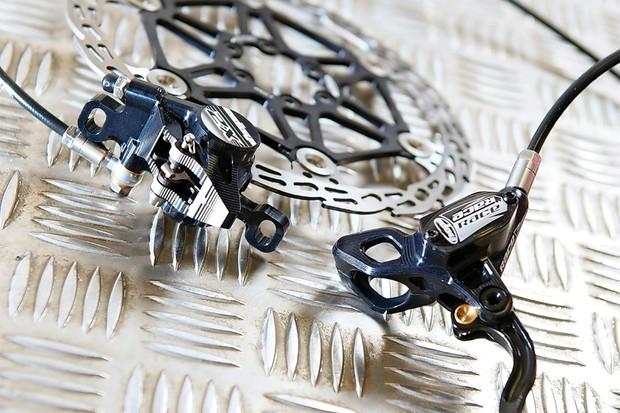 Hope Stealth Race EVO X2 mountain bike disc brake