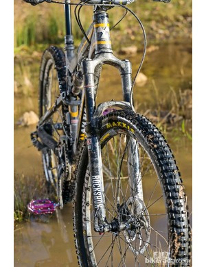 The Revelation fork is a stiff and impressive performer