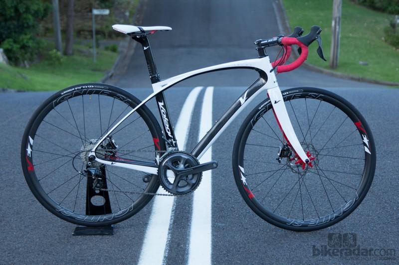Volagi Liscio2 - an endurance road bike with advanced confidence