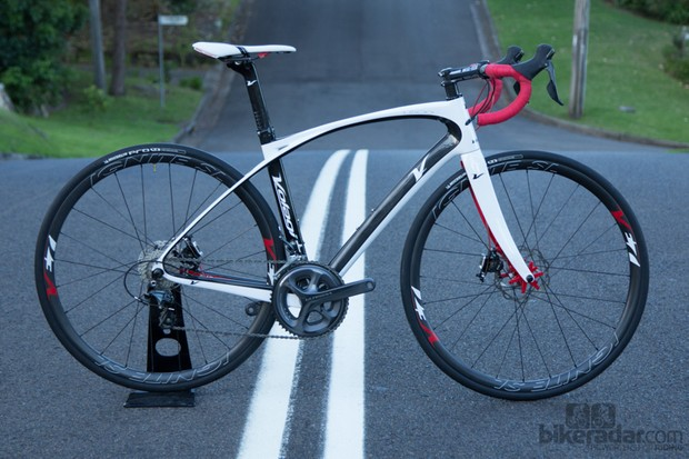 Volagi Liscio2 - an endurance road bike with advanced confidence