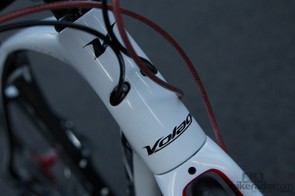 The cable routing is all new. Now featuring electronic and mechanical compatibility with a forward-facing entry-point