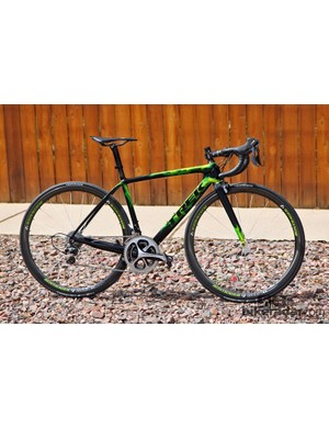 Improvements to the 2014 edition of Trek's flagship Madone 7-Series road racer are subtle but noticeable