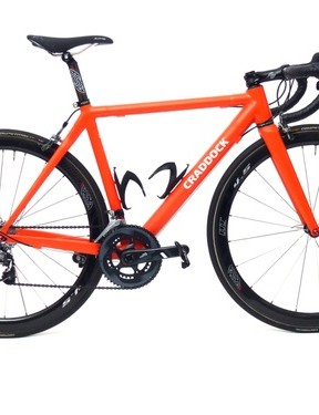 Craddock Cycles claims to be the UK's only commercial bespoke carbon frame builder
