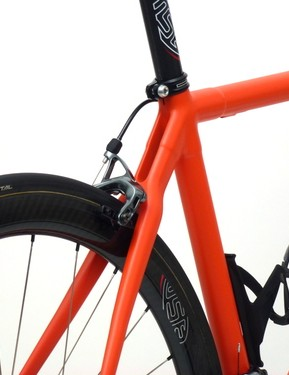 The Craddock is an exquisitely finished bike