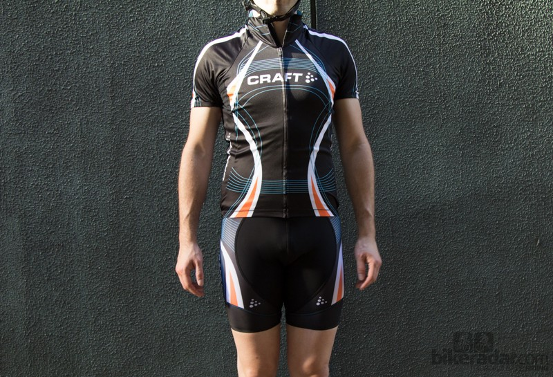 Craft PB Tour jersey and bib shorts - high function but not perfect