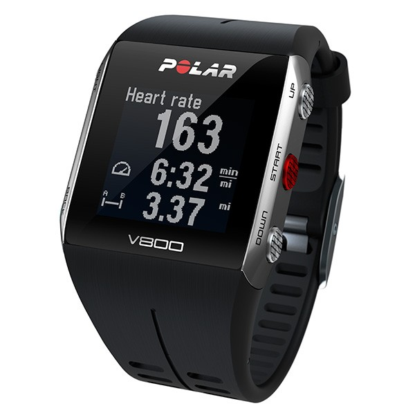 The Polar V88 in black. There's a blue version too