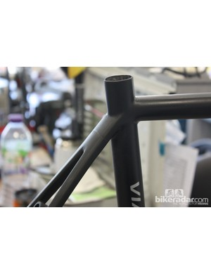 The Vial EVO should be arriving for March and will be available as a frameset from €3,000