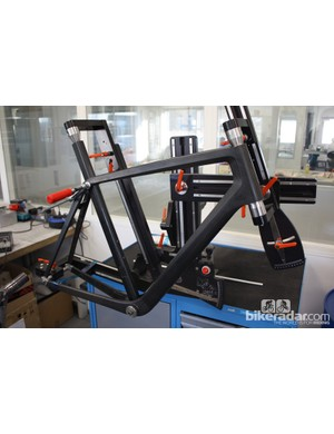 AX Lightness also produce carbon frames for other manufacturers