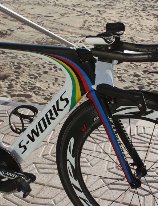If it ain't broke, don't fix it: the German three-time world TT champion has kept much of the same componentry and gear as last year, but there are some changes…